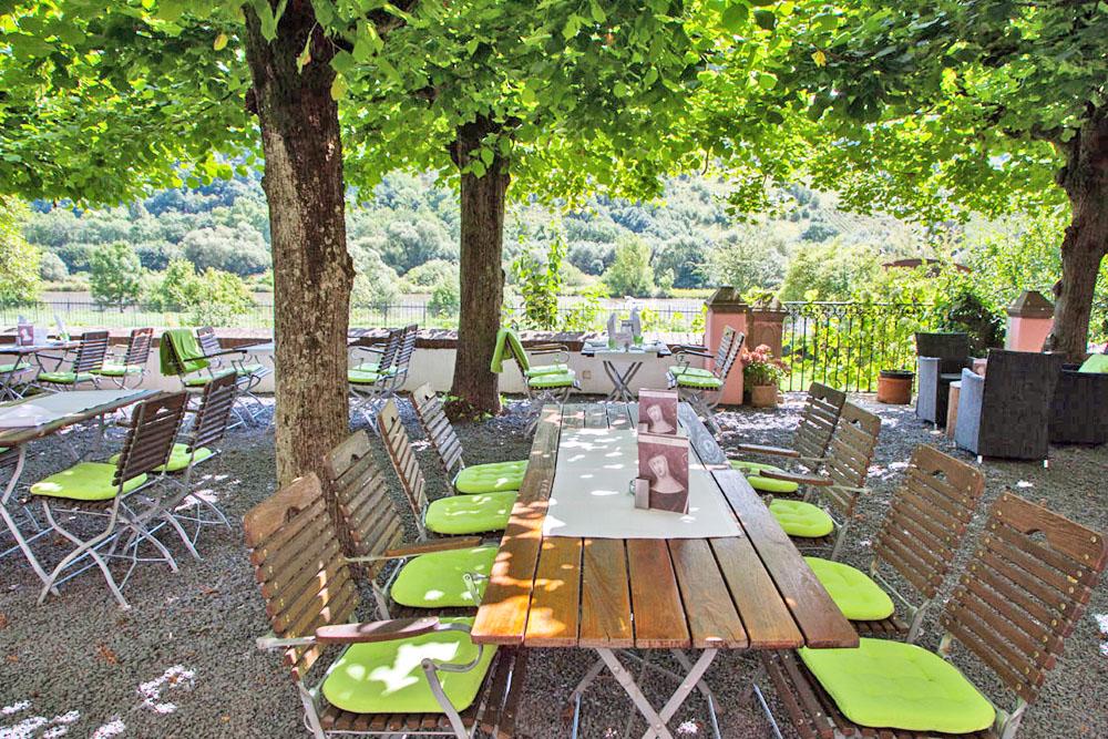 Hotel Klosterschenke - Garten