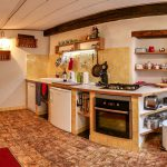 Ferienhaus Lehmgefühl - Küche